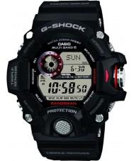 Casio GW-9400-1ER Mens g-shock palkkio kolminkertainen anturi radio-ohjattavat aurinkoenergialla watch