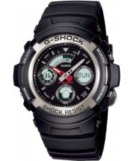 Casio AW-590-1AER Mens g-shock ajanoton urheilukelloon