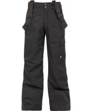 Protest 4810100-290-116 Pojat denysy true black lumi housut - 6 v (116 cm)