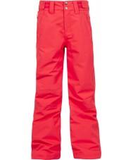 Protest Tyttöjen jackie 16 vaaleanpunaista cerise lumi housut