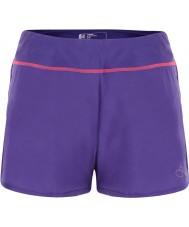 Dare2b Ladies perintö royal purple shortsit