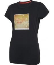 Dare2b Naiset ottavat kaksi mustaa t-paitaa
