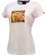 Dare2b Naiset ottavat kaksi valkoista t-paitaa
