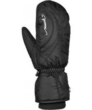 Reusch 4231528700 Hyvät carrie r - tex xt mustat hansikkaat - koko s (uk 6,5)