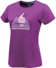 Dare2b Naisten päivänvalopilkku violetti t-paita