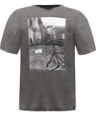 Dare2b Miesten snapshot harmaa marl t-paita