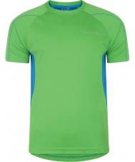 Dare2b Miehet käyttävät väylän vihreää t-paitaa