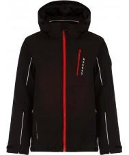 Dare2b DBP310-800C09 Lapset omistaa musta takki - 9-10 vuotta