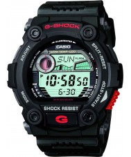 Casio G-7900-1ER Mens g-shock g-pelastus musta watch