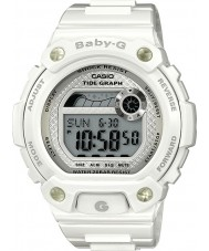 Casio BLX-100-7ER Naisten baby-g vuorovesikäyrä valkoinen watch