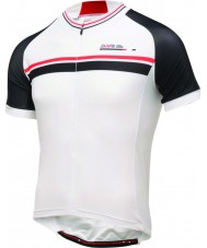 Dare2b DMT111-90090-XXL Mens aep piiri valkoinen jersey t-paita - koko XXL
