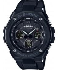 Casio GST-W100G-1BER Mens g-shock radio-ohjattu aurinko musta watch