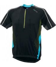 Dare2b Offshot musta jersey-t-paita