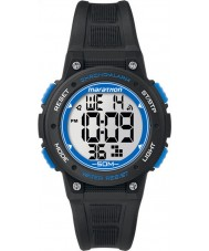 Timex TW5K84800 Digitaalinen puolivälissä maraton musta ajanotto katsella