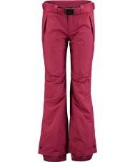Oneill 658018-3049-XL Hyvät tähti passion punainen hiihtohousuja - kokoa xl