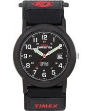 Timex T40011 Mens black asuntoauto retkikunta watch