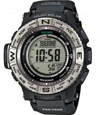 Casio PRW-3500-1ER Mens pro vaelluksen kolminkertainen anturi cerro Lejia watch