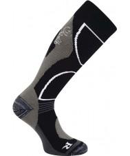 Dare2b DWH305-800S05-3-5 Hyvät koteloida tech black ski sukat - koko 3-5