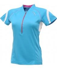 Dare2b DWT078-3FN12L Hyvät virkeänä sininen jersey t-paita - koko s (12)