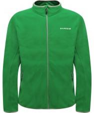 Dare2b DMA308-3BL50-S Mens tarkistanut alun vaeltaa vihreä fleece - koko s