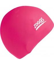 Zoggs 300604-PNK Pink silikoni korkki