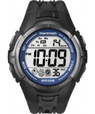 Timex T5K359 Mens black maraton urheilu katsella
