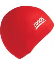 Zoggs 300604-RED Red silikoni korkki