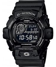 Casio GR-8900A-1ER Mens g-shock maailman aika musta aurinkoenergialla watch