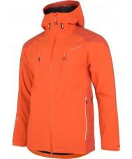 Dare2b DMW118-07G95-XXXL Mens roteva kurpitsan oranssi vedenpitävä takki - koko XXXL