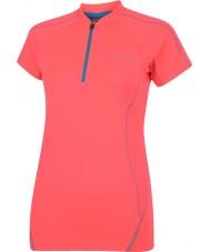 Dare2b Naisten hyvää neonpunaista t-paitaa