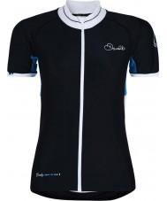 Dare2b DWT130-80018L Hyvät aep upstroke black jersey - koko uk 18 (xxl)
