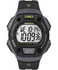 Timex TW5M09500 Mens ironman musta hartsi hihna katsella