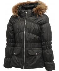 Dare2b DGP017-800C03 Tytöt lumoava musta takki - 3-4 vuotta