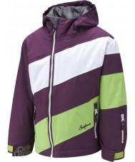 Surfanic SW124001-732-116 Tytöt kosmos violetti ski takki - 5-6 vuotta