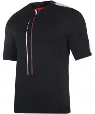 Dare2b DMT134-80040-XS Mens liikkeellä black jersey t-paita - koko XS