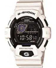 Casio GR-8900A-7ER Mens g-shock maailman aika valkoinen aurinkoenergialla watch