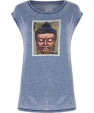 Dare2b Naisten rauhallinen meren sininen t-paita