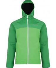 Dare2b Miesten miellyttävä väylä vihreä softshell takki