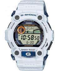 Casio G-7900A-7ER Mens g-shock g-pelastus valkoinen watch