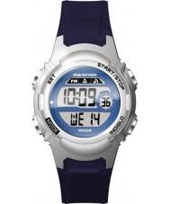 Timex TW5M11200 Naisten maratonin sininen hartsi hihna katsella