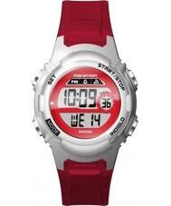 Timex TW5M11300 Naisten maratonin punainen hartsi hihna katsella