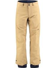 Oneill 653018-7012-XL Mens vasara marl ruskea housut - kokoa xl