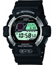 Casio GR-8900-1ER Mens g-shock aurinkoenergiakattilat musta hartsi hihna katsella