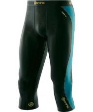 Skins DT00010202000S Mens dnamic lämpö Alpine kolme neljäsosaa sukkahousut - koko s