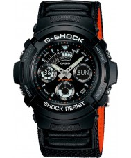 Casio AW-591MS-1AER Mens g-shock ajanoton urheilukelloon