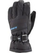 Surfanic SW123700-001-020-4-6 Pojat Snapper mustat hansikkaat - 4-6 vuotta