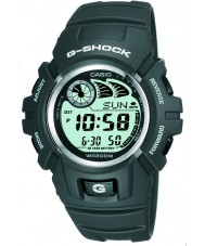 Casio G-2900F-8VER Mens g-shock auto valaisin harmaa hartsin watch