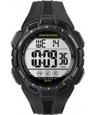 Timex TW5K94800 Digitaalinen maratonin musta Chrono katsella