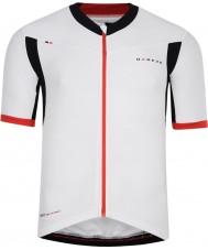 Dare2b DMT130-90070-L Mens aep rouleur valkoinen jersey - koko l