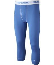 Surfanic SW121602-517-2XL Miesten sininen kolme neljäsosaa pituus pitkä john väliasut - koko XXL